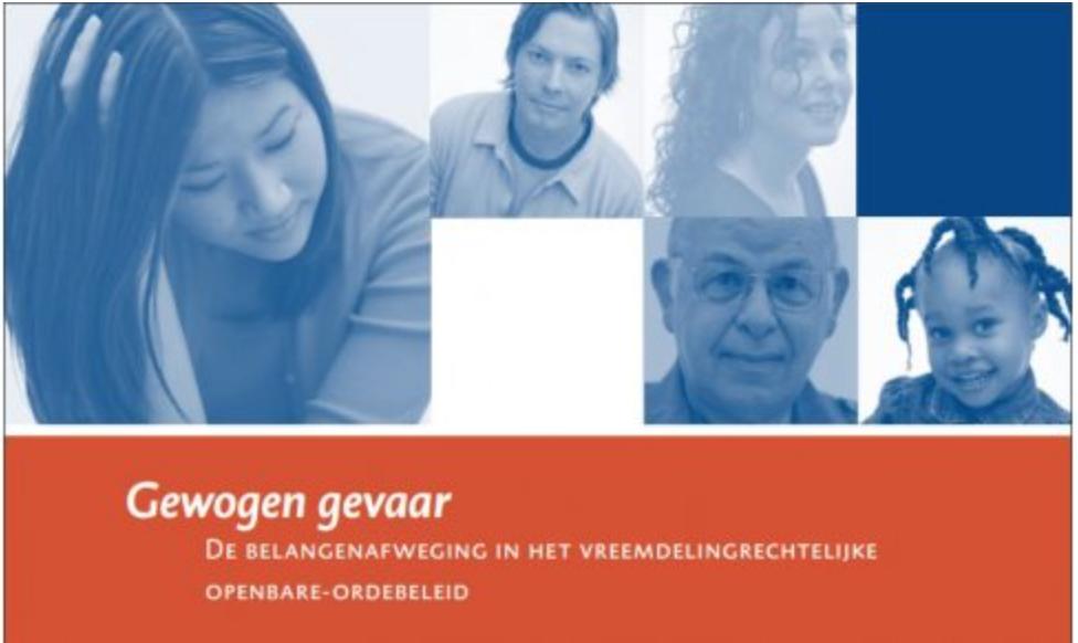 ACVZ-advies over Europese openbare-ordebeleid